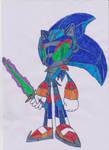 Metal, Data, Acceleration: Sonic The Hedgehog
