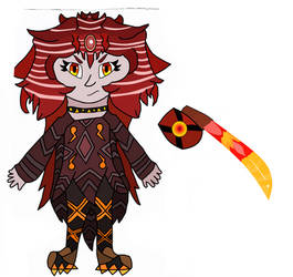 Red Pearl: The Tempting Choice, The Terrible Fate