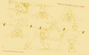 Share with Me-Happy S.N Day 2012 by Chichan89