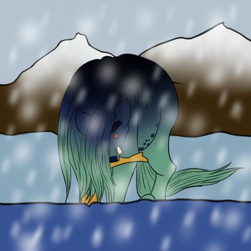Mephistopheles_Fishing by Lemonegrass