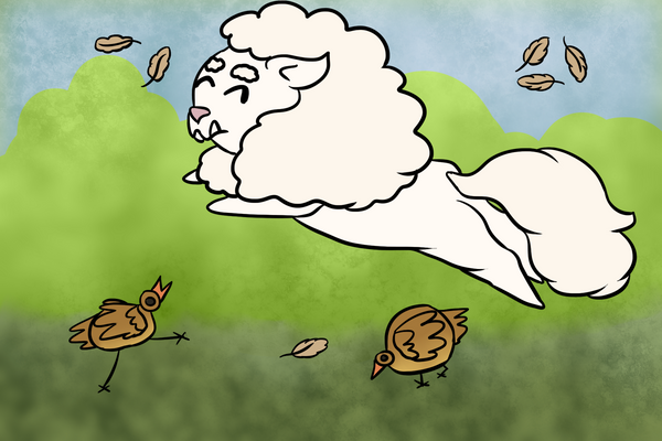 ChickenRoundup3 by Lemonegrass