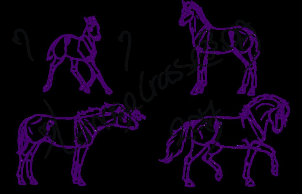 FoalToAdult by Lemonegrass