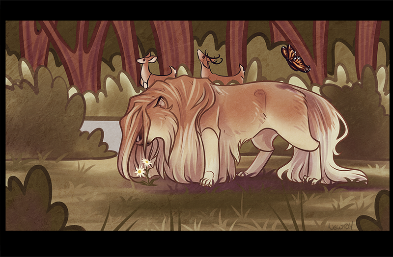 .:TOKOTA:. Hunting 1 by Lemonegrass
