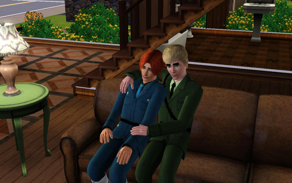 EngIta Sims by Caitlin-Loves-YogPod