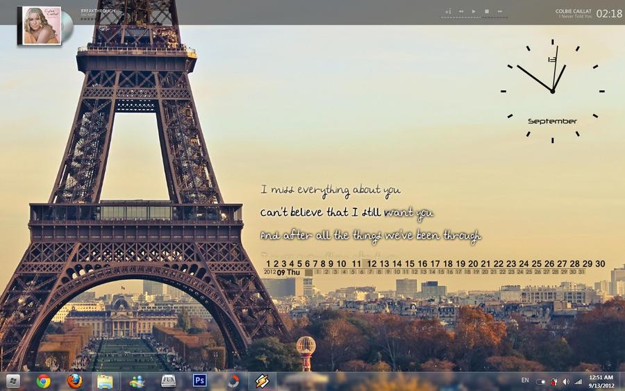 Eiffel Tower Tumblr Themes Eiffel Tower by shirlysnowiie