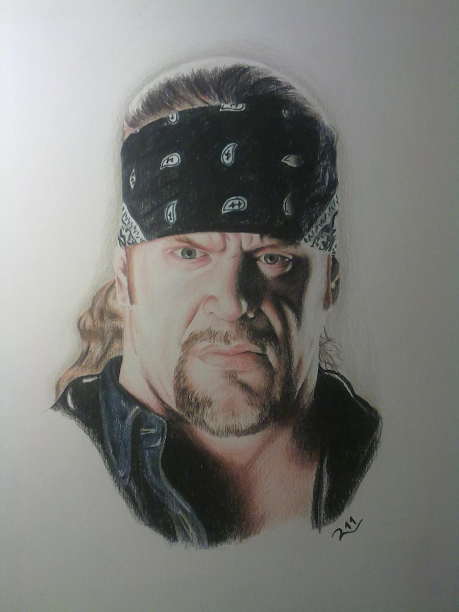 The Undertaker by Apokefale