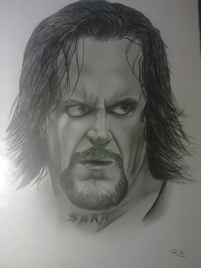 Wwe The Undertaker 1990s The undertaker by apokefale