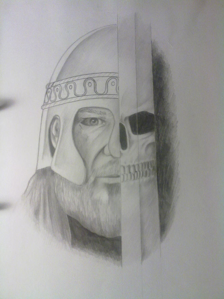 Viking by apokefale on deviantart for Viking pencils