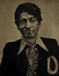 Portrait of Pablo Ferro by William-J-McVey