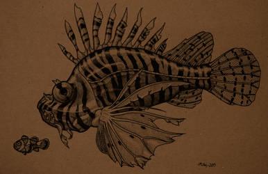 Lionfish by William-J-McVey