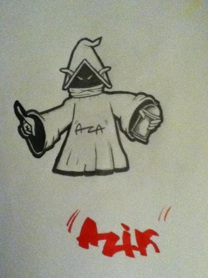 Graffitis Wizard