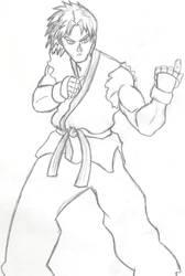 Homage - Ken Masters