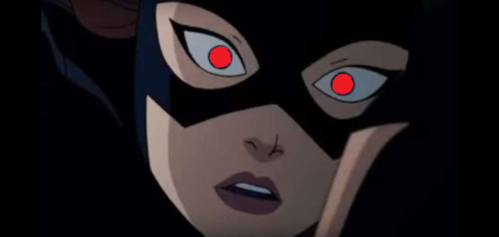 batgirl hypno