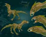 creature study