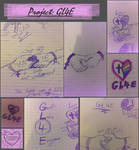 Project GL4E Poster by Izzy00707