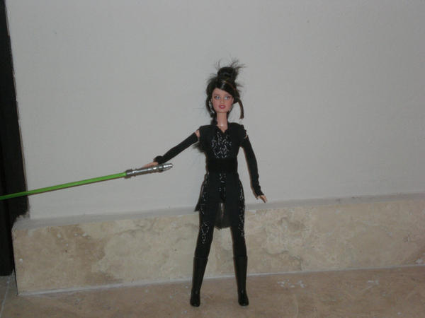 Ep 9 Jaina Solo Barbie doll by Selinelle