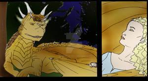 DH Draco lulls Aislinn