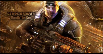 Gears of War by BoiUchiha