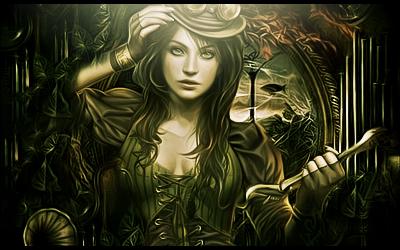Lady by BoiUchiha