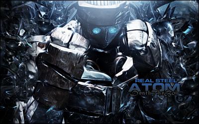 Real Steel Atom by BoiUchiha on DeviantArt