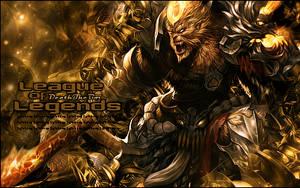 Wukong by BoiUchiha