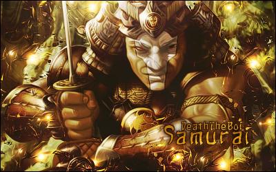 Samurai by BoiUchiha
