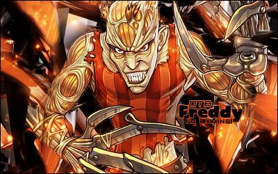 Freddy by BoiUchiha