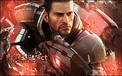 Mass Effect by BoiUchiha