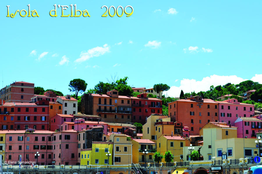 Island of Elba_01 by GreeenGirl