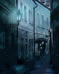 Dark Night to be Wondering by randomly-insane-com