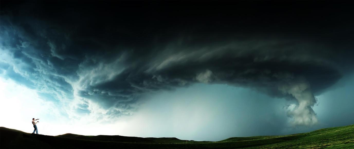 Storm Master. by MysicaWolf
