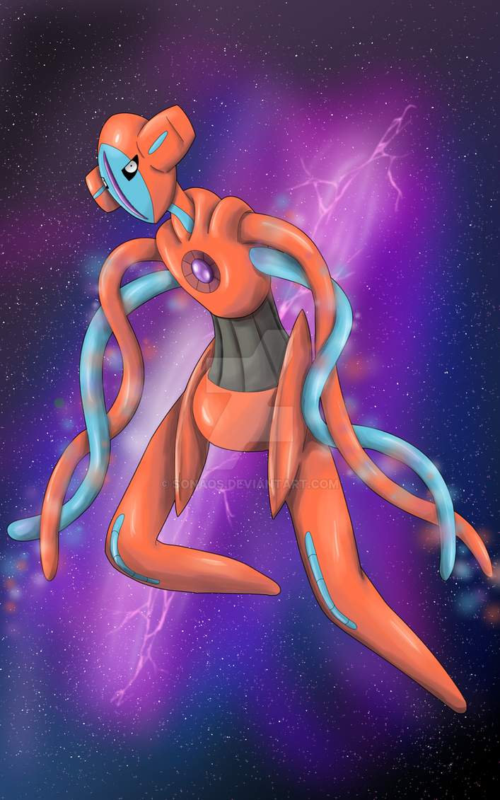 Deoxys by Sonaos