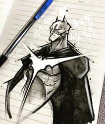 Batman @vkolart
