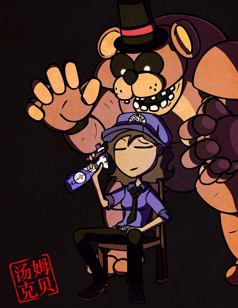 Frisk Vs Freddy