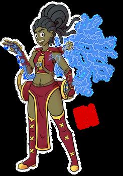 Yuka the Izzet League Gorgon
