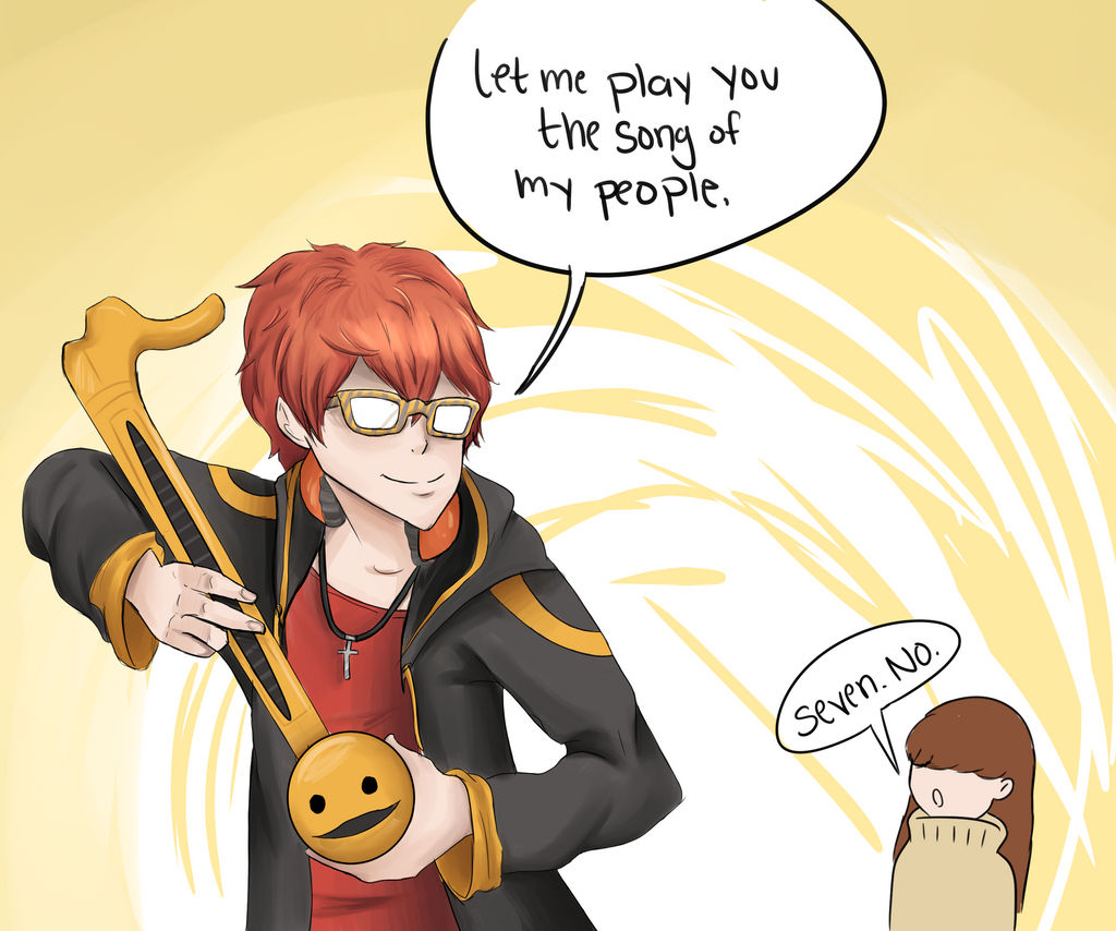 The song of my people by Laced-with-Ribbons on DeviantArt