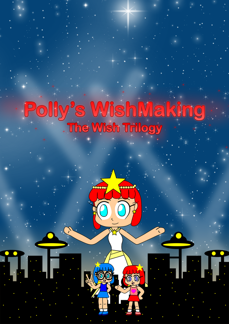 PWM the wish trilogy Game Cover by benthecutesquirrel
