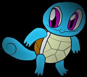 Pokemology - Squirtle(Aquacheloneus Hatching) by LoganPurple