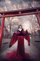 Amaimon kimono by KasumiDream