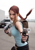 Lara Croft Stock 04 by Blunastock