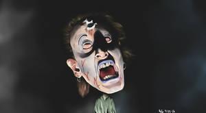 Deadite Cheryl - Evil Dead