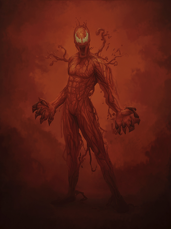 Carnage by Wraifen