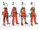 OPEN Outfit Adopts Set Price 400pt/4$ by I-See-Them-Too