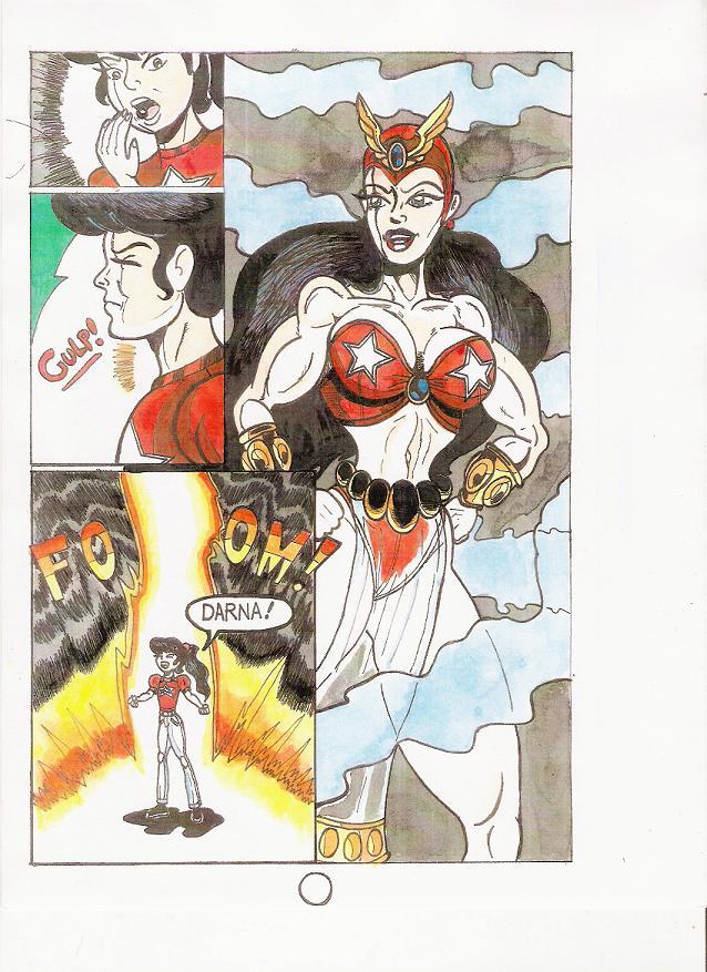 Darna Transforming by Lonzo1