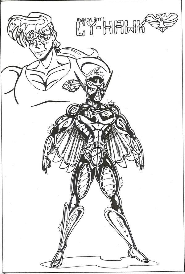 Cy-Hawk by Lonzo1