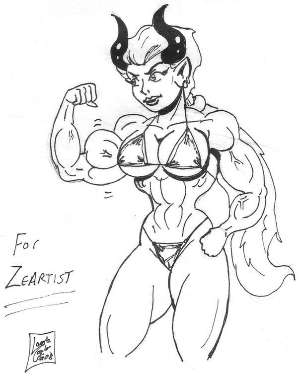 Zeartist's Morgalla by Lonzo1