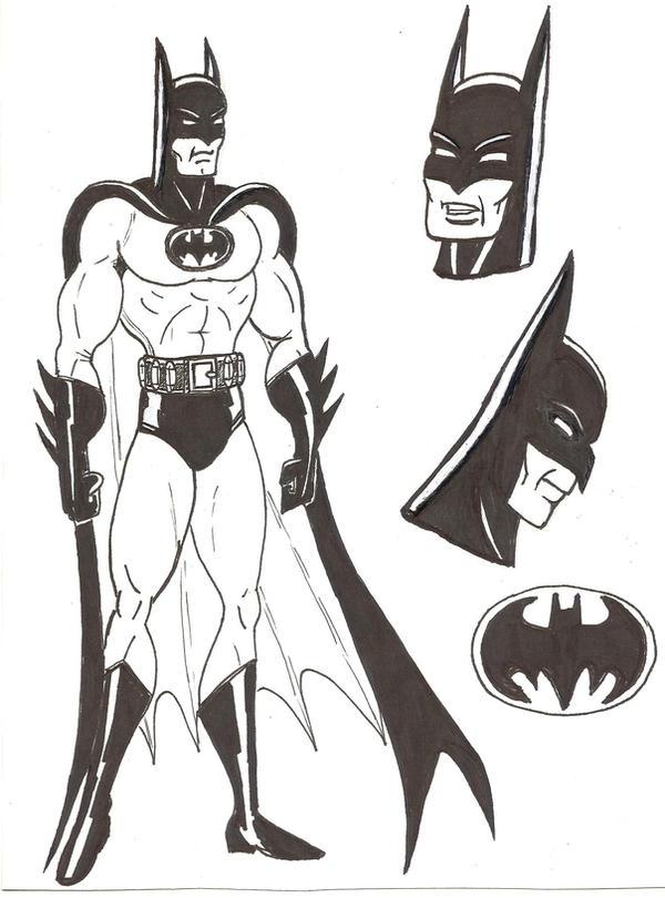 Hero Profile The Batman by Lonzo1