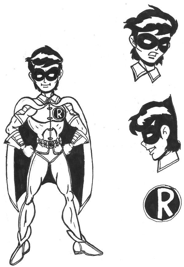Hero Profile Robin by Lonzo1