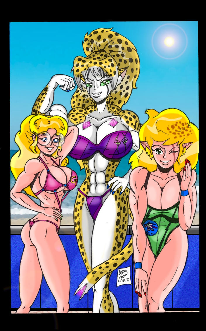 GD Swimsuit 2010 Submission 1 by Lonzo1