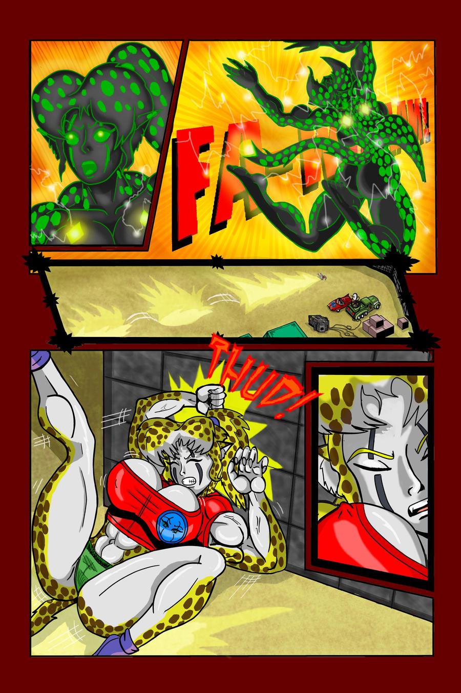 Brit- Red Warlock Page Test 2 by Lonzo1